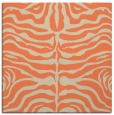 rug #274861 | square beige animal rug