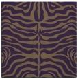 flatten zebra rug - product 274897