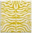 rug #274941 | square white animal rug