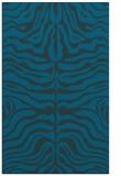 rug #275449 |  blue animal rug