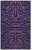 rug #275465 |  purple animal rug