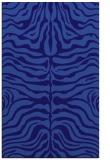 rug #275473 |  blue-violet stripes rug