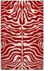 rug #275609 |  red rug