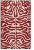 rug #275617 |  red animal rug