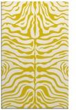 flatten zebra rug - product 275645