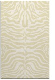 rug #275661 |  white animal rug
