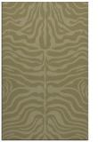 rug #275693 |  light-green animal rug