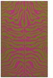 rug #275697 |  light-green animal rug
