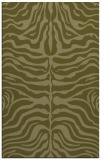 rug #275701 |  light-green animal rug