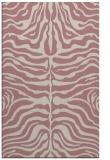 rug #275709 |  pink animal rug
