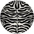 flatten zebra rug - product 275725