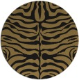 rug #275742   round animal rug