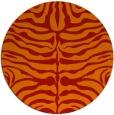 rug #275966 | round animal rug