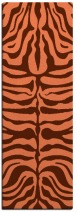 flatten zebra rug - product 276273