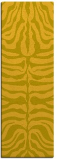 Flatten Zebra rug - product 276364