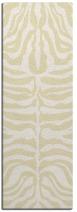 flatten zebra rug - product 276365