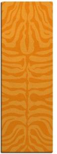 flatten zebra rug - product 276418