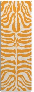 Flatten Zebra rug - product 276420