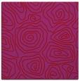 rug #280197 | square red popular rug