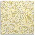 rug #280245 | square yellow natural rug