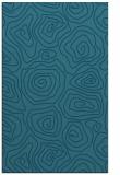 rug #280697 |  blue-green natural rug
