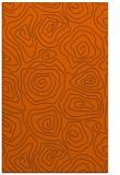 rug #280913 |  red-orange popular rug