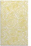 rug #280949 |  yellow popular rug