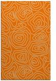 rug #280965 |  orange natural rug