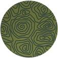 rug #281037 | round rug