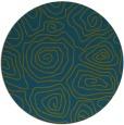 rug #281062 | round natural rug