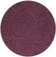 rug #281164 | round natural rug