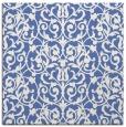 rug #281745 | square blue natural rug