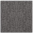 rug #281853 | square brown traditional rug