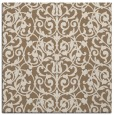 rug #281857 | square beige traditional rug