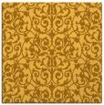 rug #282009 | square light-orange natural rug