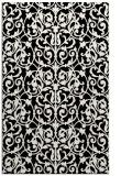 rug #282413 |  white damask rug