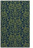 rug #282445 |  blue traditional rug