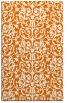 rug #282601 |  orange natural rug