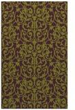 rug #282637 |  purple popular rug