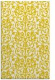 rug #282685 |  white damask rug