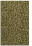 rug #282741 |  light-green natural rug
