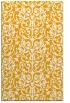 rug #282745 |  light-orange traditional rug