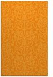 rug #282753 |  light-orange damask rug