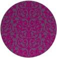 rug #282791   round traditional rug