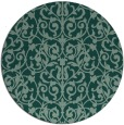 rug #282968 | round traditional rug