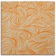 rug #283781 | square orange rug