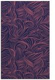 rug #284261 |  blue-violet rug