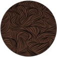 rug #284538 | round natural rug