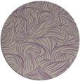 rug #284701 | round beige natural rug