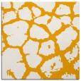 rug #287321 | square light-orange animal rug